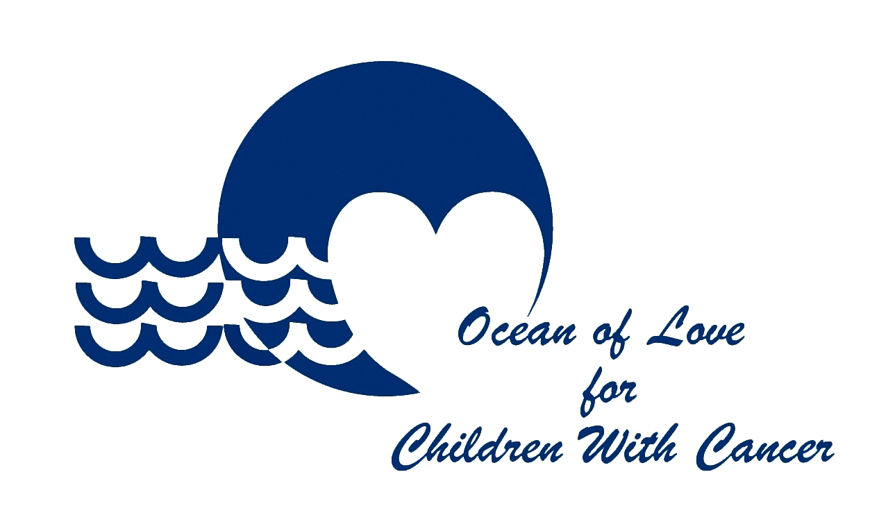 Image result for ocean of love for children with cancer