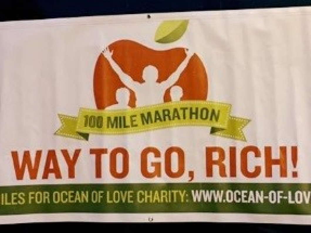 Rich McCleary's 100 Mile Run