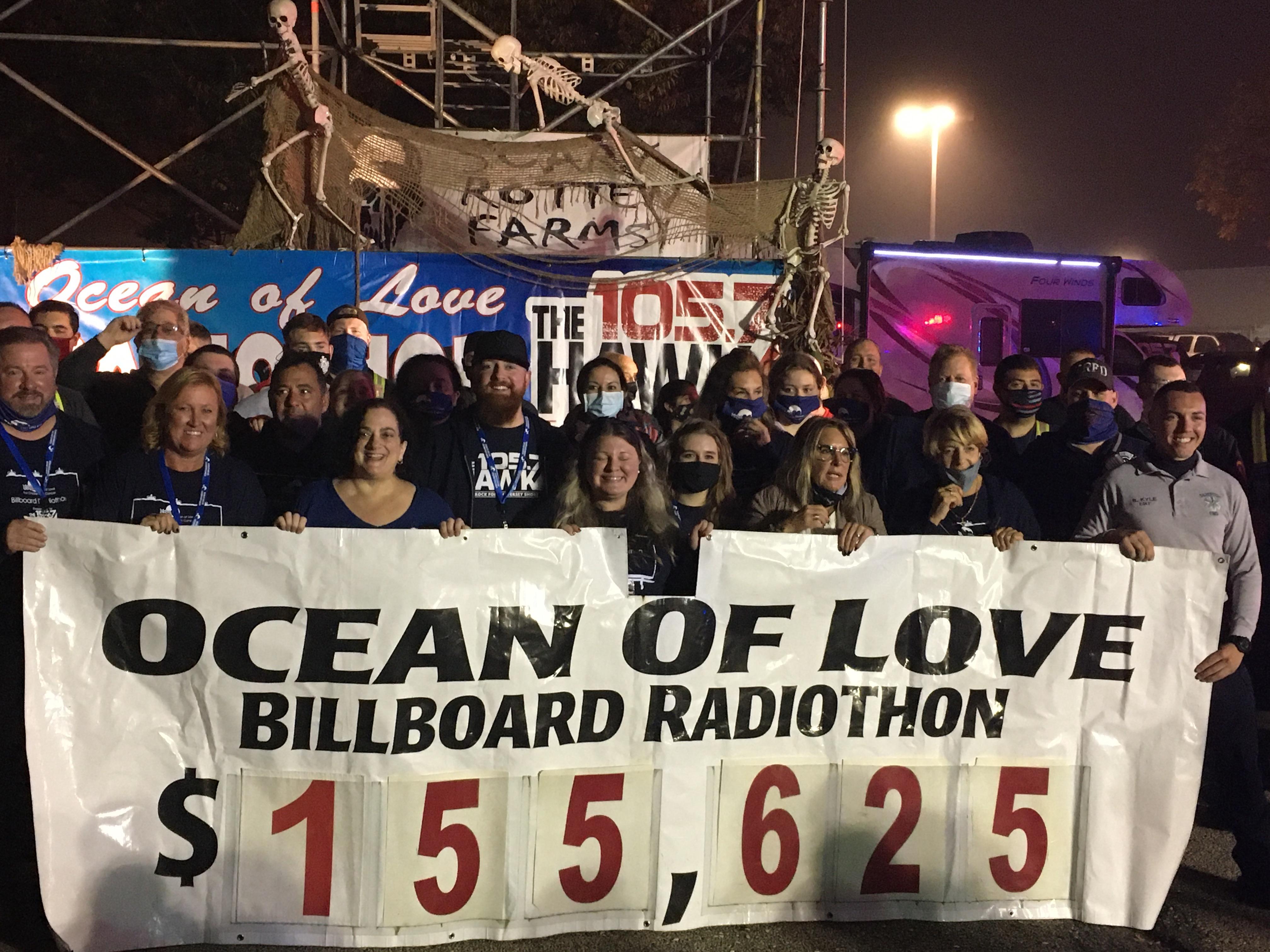 Billboard Radiothon Info | Ocean Of Love
